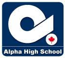 Alpha Quality Education logo